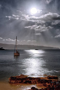 He Calms the Ocean by Jayson Tuntland