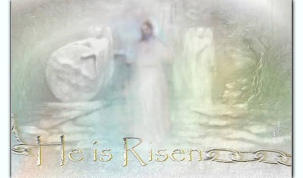 Freddy Kirsheh - He is risen