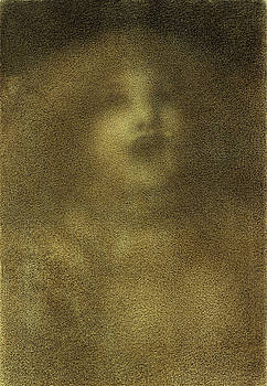 Head of a Woman by Matthijs Maris