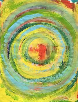 Healing Portal VII by Soul Artist Robin