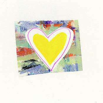 Jane Davies - Heart #34