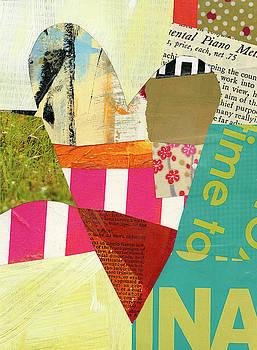 Heart #50 by Jane Davies