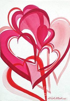 Heart Shapes by Rick Mock