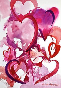 Hearts by Rick Mock