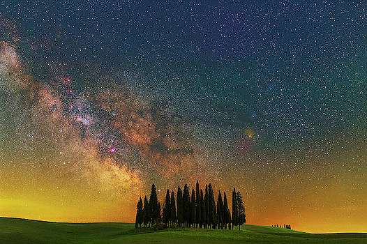 Heaven on Earth by Ralf Rohner