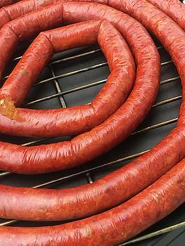 Heavenly Smoked Sausage by Kathy Clark