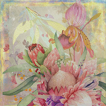 Heavens Flowers by Jeff Burgess