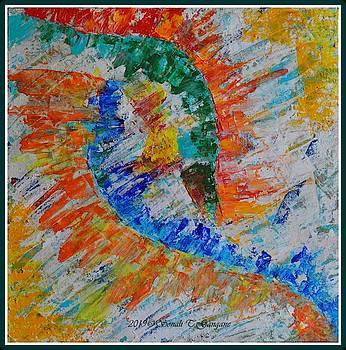 Helical fusion by Sonali Gangane