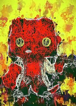 Hellboy by Al Matra