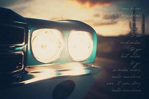 Andrea Gatti - Hello Sunshine Lyrics1