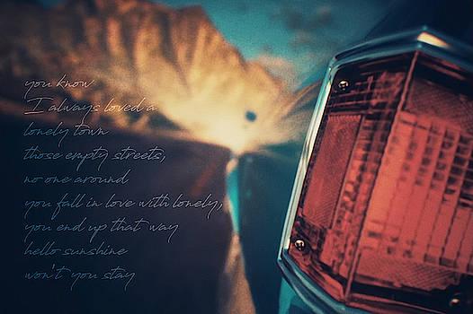 Andrea Gatti - Hello Sunshine Lyrics3