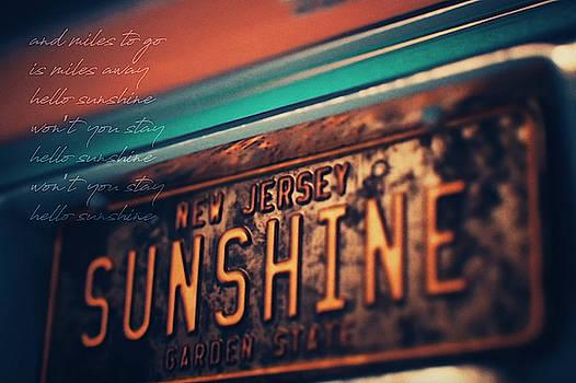 Andrea Gatti - Hello Sunshine Lyrics5