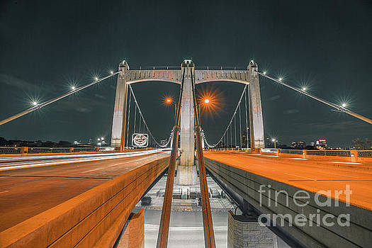 Hennepin Ave Bridge by Habashy Photography