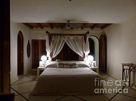 Her Bedroom by Rosanne Licciardi