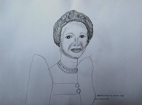 Her Royal Highness Nnabagereka Sylvia Nagginda by Gloria Ssali