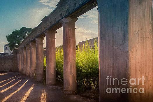 Herculaneum by Erik Brede
