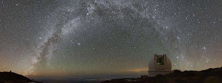Herschel Panorama by Emanuele Balboni