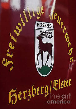 Herzberg Germany Fire Department by Laura Birr Brown