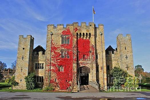 Hever Castle by Vicki Spindler