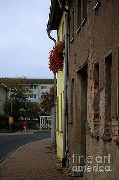 Hezberg Germany Neighborhood by Laura Birr Brown