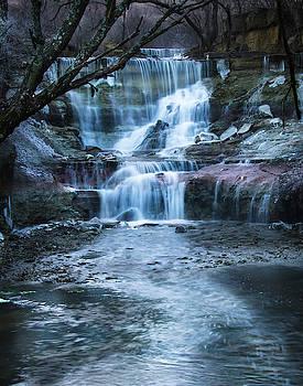 Hidden Falls by Steve Marler