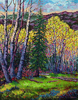 High Country Spring by Rebecca Baldwin