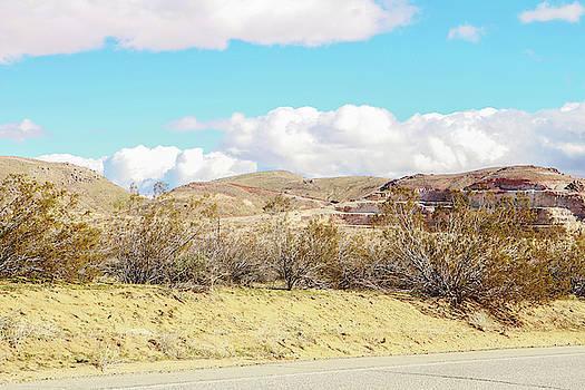 High Desert Scenery by Robert Hebert