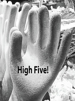 Sharon Williams Eng - High Five Poster