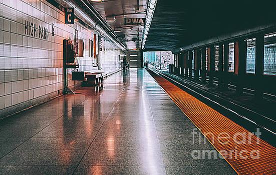 High Park Station. Toronto Photograph by Stephen Geisel