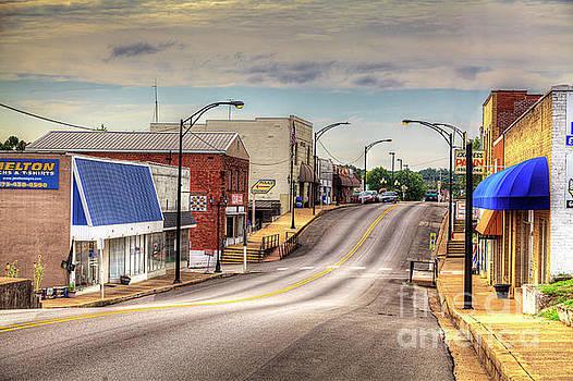 Larry Braun - High Street Looking West