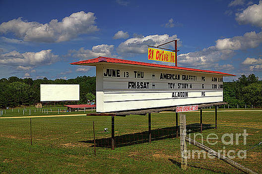 Larry Braun - Highway 21 Drive-In Theater
