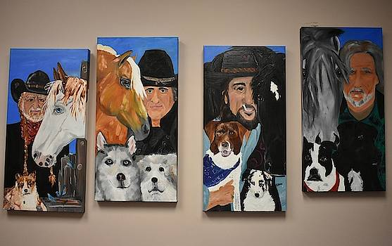 Highway Men Series  by Susan Voidets