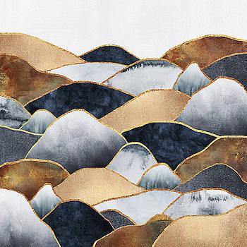 Hills by Elisabeth Fredriksson