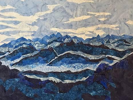 Himalayas by Mihira Karra