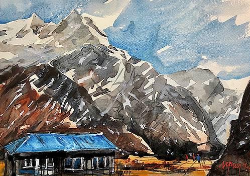Himalayas, Nepal 4  by Ugljesa Janjic