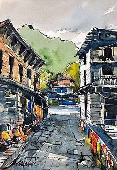 Himalayas, Nepal 5 by Ugljesa Janjic