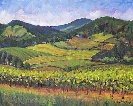 King's View by Tara D Kemp