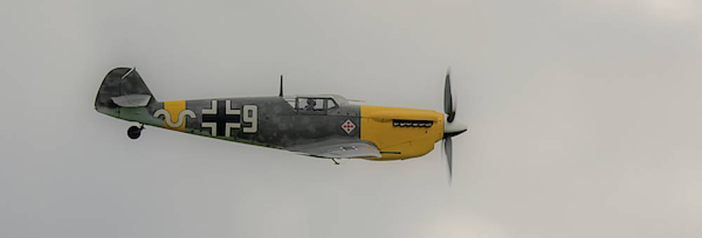 Hispano HA1112 M1L Buchon by Scott Lyons