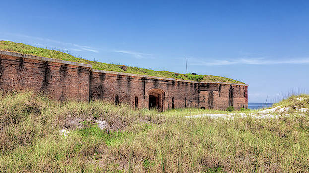 Historic Fort Massachusetts by Susan Rissi Tregoning