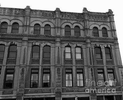 Historic Structures 3 by Jeni Gray