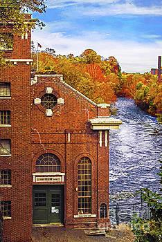 Regina Geoghan - Historic S.U.M Mill of the Great Falls NJ