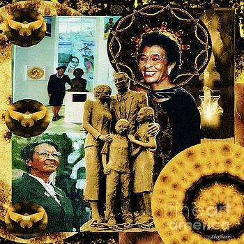 Historic Triumph of Dr. Abigail Jordan by Aberjhani