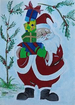 Ho Ho Ho by Judy Jones