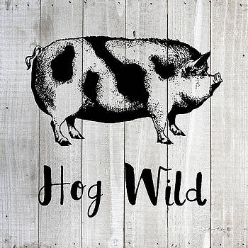 Hog Wild A by Jean Plout