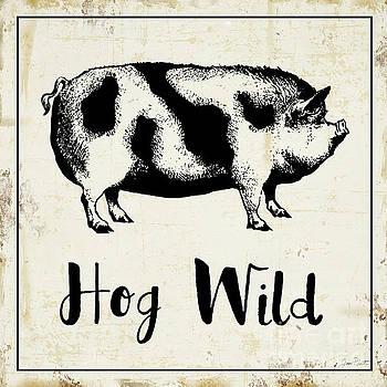 Hog Wild B by Jean Plout
