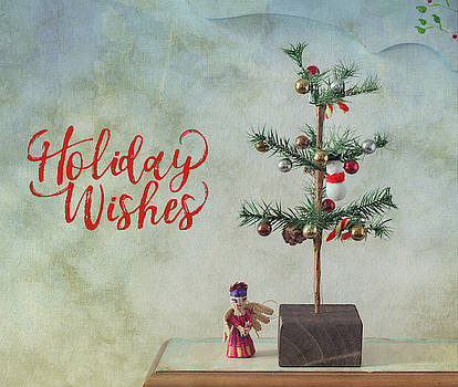 Holiday Wishes by June Marie Sobrito