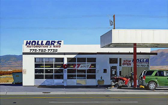 Hollars by Michael Ward
