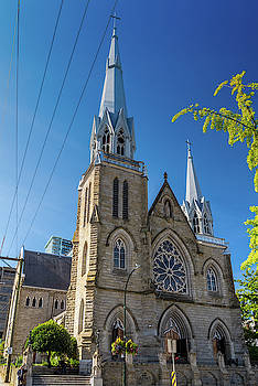 Ross G Strachan - Holy Rosary Cathedral