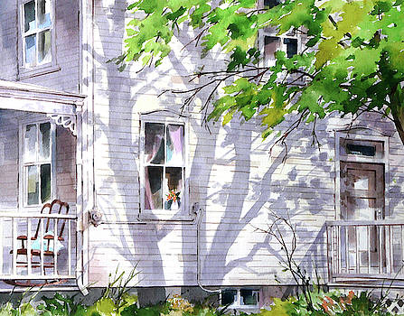 Home Shadows by Art Scholz