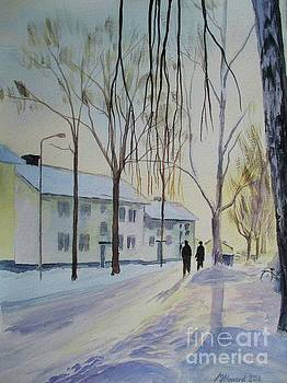 Homeward Bound by Martin Howard